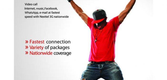 Configuration Internet et Forfaits 3G chez NEXTTEL, MTN et