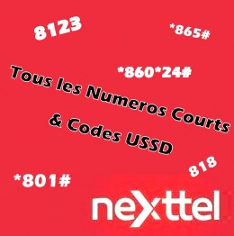 tous les codes et num ros courts usuels chez nexttel le mobile au kamer. Black Bedroom Furniture Sets. Home Design Ideas