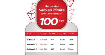 Nexttel Introduit Enfin des Forfaits de SMS Illimités