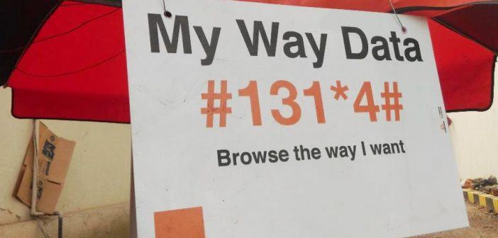 Tout savoir sur My Way Data, la nouvelle offre internet d'Orange Cameroun