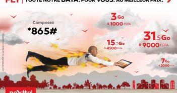 Nexttel se Met enfin aux Giga Data avec ses Nouveaux Forfaits FLY EXTRA
