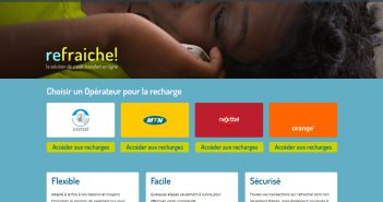 Acheter du crédit de communication en ligne via Mobile Money pour Camtel, Nexttel, MTN et Orange Cameroun sur le site Refraiche.com