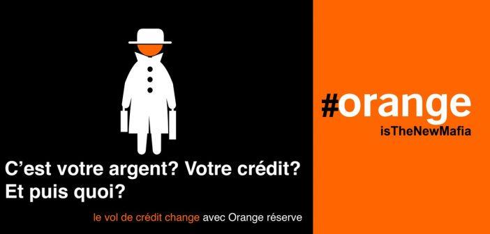 Vague de colère contre Orange Cameroun et sa Réserve de Crédit