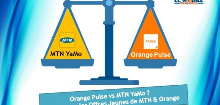 Orange Pulse vs MTN YaMo ? On compare les offres mobiles jeunes de MTN Cameroon et Orange Cameroun