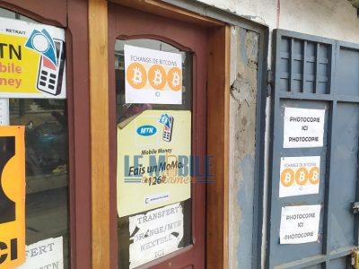 Echange de Bitcoin au Cameroun
